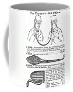 Hearing Aid, 1900 Coffee Mug