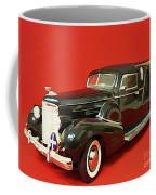 Hearse Coffee Mug