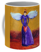 Heart Angel Coffee Mug
