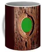 Heart Beat Of The Tree Coffee Mug