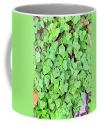 Heart Clovers Coffee Mug