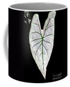 Heart In The Garden Coffee Mug
