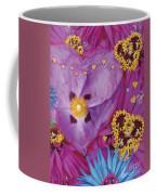 Heart Juxtaposition Coffee Mug