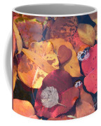 Heart Leaves Coffee Mug