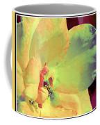 Heart Of A Rose Coffee Mug