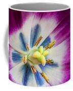 Heart Of A Tulip Coffee Mug