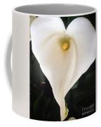 Heart Of Calla  Coffee Mug