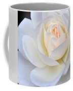 Heart Of Cream Coffee Mug