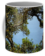 Heart Of Nepenthe - Big Sur Coffee Mug