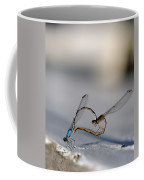 Heart Of The Damselfly Coffee Mug
