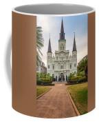 Heart Of The French Quarter Coffee Mug