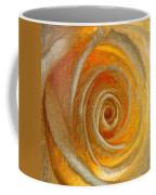 Heart Of The Matter Impasto Coffee Mug