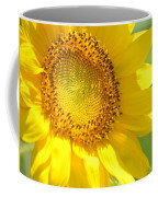 Heart Of The Sunflower Coffee Mug