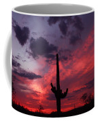 Heart Of The Sunset Coffee Mug