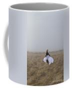 Heart On The Run Coffee Mug