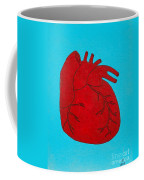 Heart Red Coffee Mug