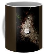 Heart Shape Stop Coffee Mug