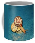 Heart Snails Coffee Mug