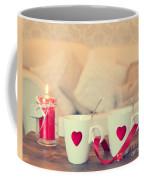 Heart Teacups Coffee Mug