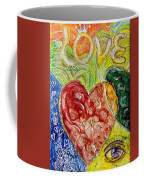 Heart To Heart G Coffee Mug