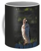 Heartful Hawk Coffee Mug