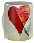 Hearts 6 Square Coffee Mug