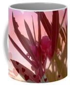 Hearts And Flowers Coffee Mug