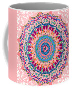 Hearts And Flowers No. 1 Coffee Mug
