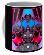 Hearts Ballet Curtain Call Fractal 121 Coffee Mug