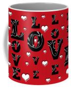 Hearts Of Love Coffee Mug