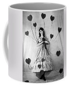 Hearts With Strings Attached Coffee Mug