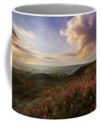 Heather Sunset Coffee Mug