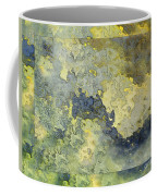 Heavenly Clouds Abstract Coffee Mug
