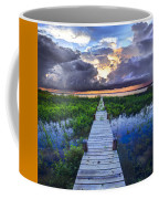 Heavenly Harbor Coffee Mug by Debra and Dave Vanderlaan