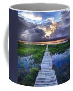 Heavenly Harbor Coffee Mug by Debra and Dave Vanderlaan