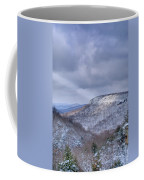Heavenly Light On The Mesa Coffee Mug