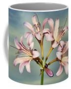 Heavenly Lilies Coffee Mug