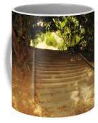 Heavenly Stairway Coffee Mug by Madeline Ellis