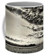 Heavenly Summer Sky Coffee Mug