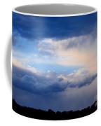 Heavenly Winter Blues Coffee Mug