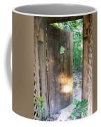 Heavens Door Is Always Open Coffee Mug