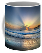 Heaven's Door Coffee Mug by Debra and Dave Vanderlaan