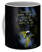 Heaven's Light Coffee Mug