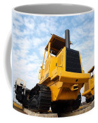 Heavy Construction Equipment Coffee Mug