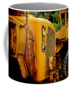Heavy Equipment Coffee Mug by Amy Cicconi
