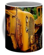 Heavy Equipment Coffee Mug by Amy Cicconi
