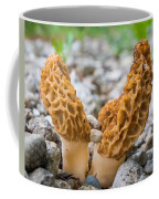 Heavy Lifting Morels Coffee Mug