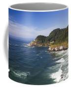Heceta Head Lighthouse 2 A Coffee Mug
