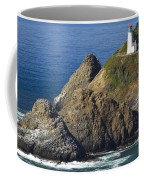 Heceta Head Lighthouse 2 F Coffee Mug
