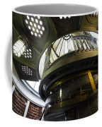 Heceta Head Lighthouse Interior 3 Coffee Mug